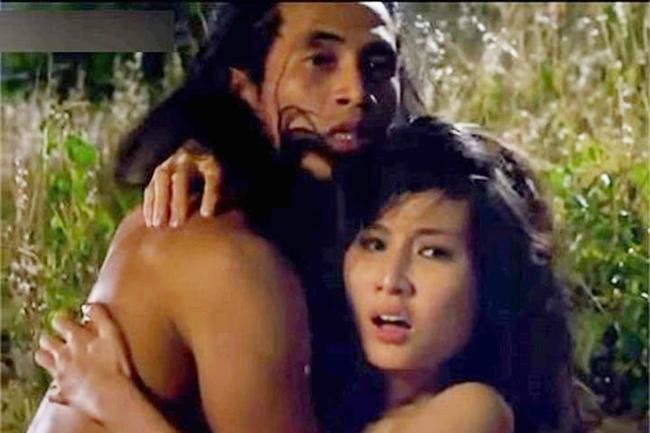 Khó ngờ Diễm Mỹ, tình cũ của Kim Lý...dẫn đầu top mỹ nhân cảnh nóng