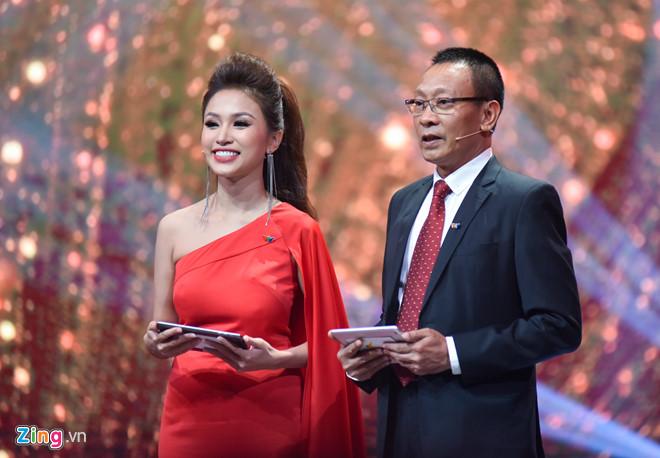 Nghệ sĩ Hoàng Dũng và phim Người phán xử đoạt giải VTV Awards