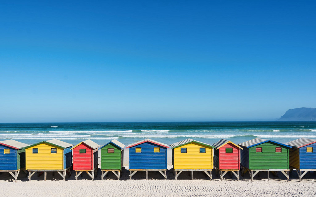 Những bãi biển dài cả trăm cây số trên thế giới