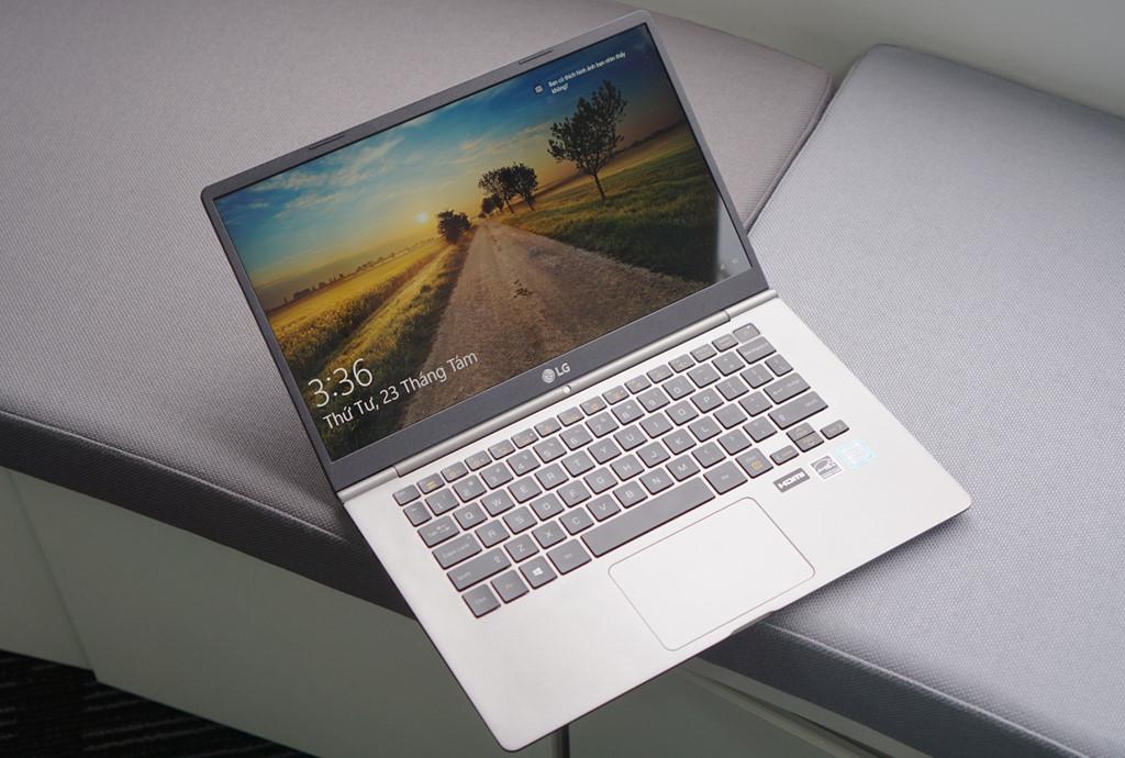 6 laptop siêu mỏng nhẹ đẳng cấp tại Việt Nam