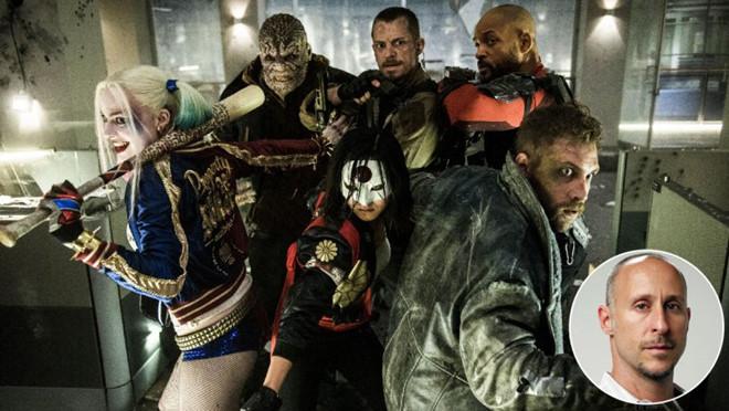 Bom tấn 'Suicide Squad 2' tìm được đạo diễn mới