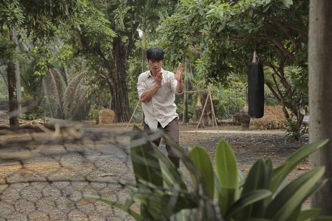 Dustin Nguyễn khẳng định phim mới không nhảm nhưng lầy