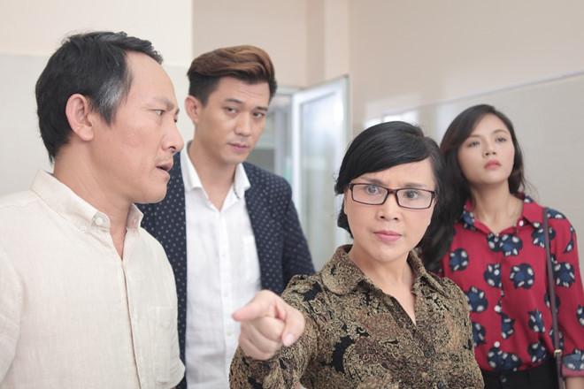 Phim truyền hình Việt đề cập đến mối quan hệ nhạy cảm anh rể - em dâu