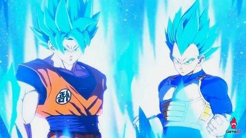 Chiêm ngưỡng những pha biến hóa ảo diệu của Goku Black trong Dragon Ball FighterZ