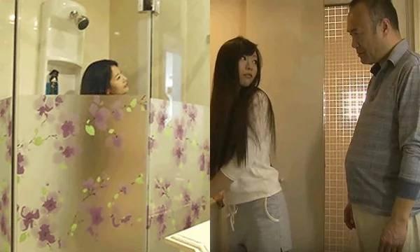 Lạnh 15 độ C, vợ vẫn mặc áo cộc tay hì hục trong nhà tắm cả tiếng đồng hồ - Hình 1