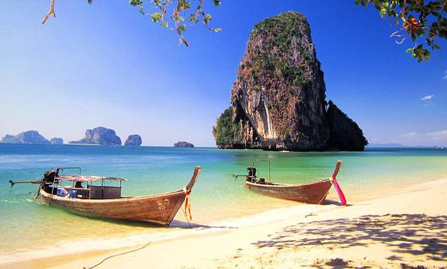 Nín thở trước 10 bãi biển đẹp tựa thiên đường, không thể bỏ lỡ khi đến Thái Lan