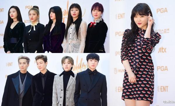 BigBang đạt giải 'Grammy xứ Hàn' năm nay với album phát hành từ… 2015