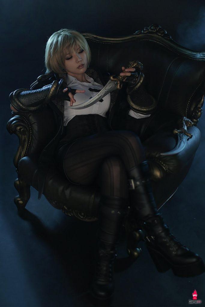 """Chiêm ngưỡng loạt ảnh Cosplay cực chất của tựa game online """"anh em"""" với PUBG: Ascent: Infinite Realm"""