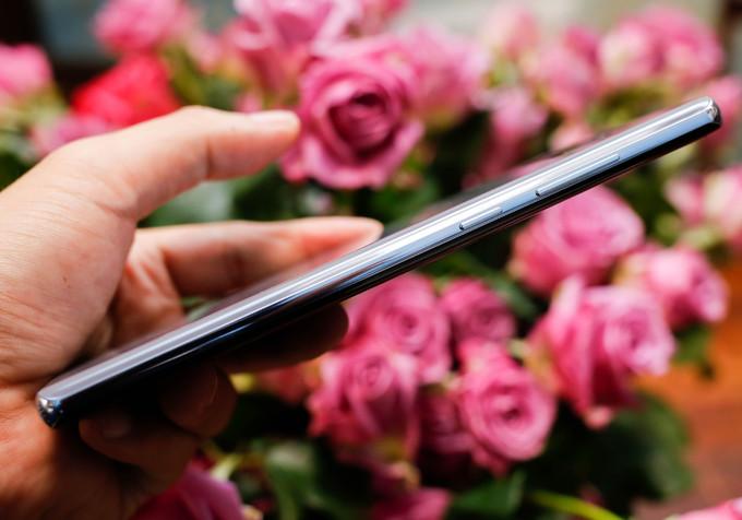 Samsung Galaxy Note 8 Orchid Gray đầu tiên tại Việt Nam