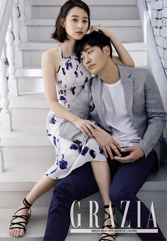 Biên kịch Hậu Duệ Mặt Trời lại tạo cơ hội cho đôi Jin Goo - Kim Ji Won tương phùng trong bom tấn mới
