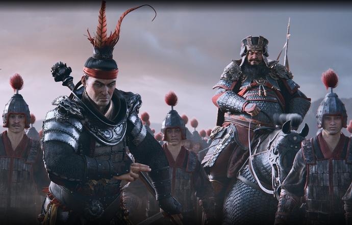Choáng ngợp trước trailer tuyệt đỉnh của Total War: Three Kingdoms: Lữ Bố đại chiến Lưu, Quan, Trương
