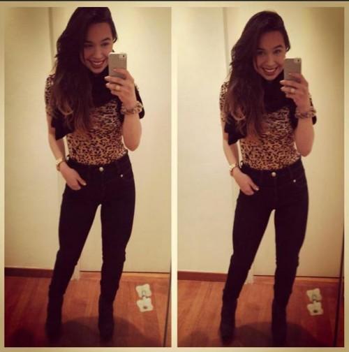 Đây là cô gái 'đặc biệt' đứng sau lưng sự thành công của Coutinho