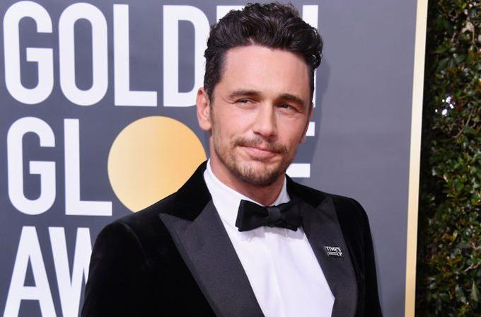 James Franco không đến nhận giải sau khi bị cáo buộc quấy rối tình dục