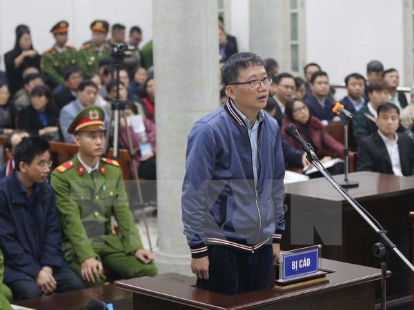 Luật sư nêu vụ Hoa hậu Phương Nga để bào chữa cho Trịnh Xuân Thanh - Hình 1
