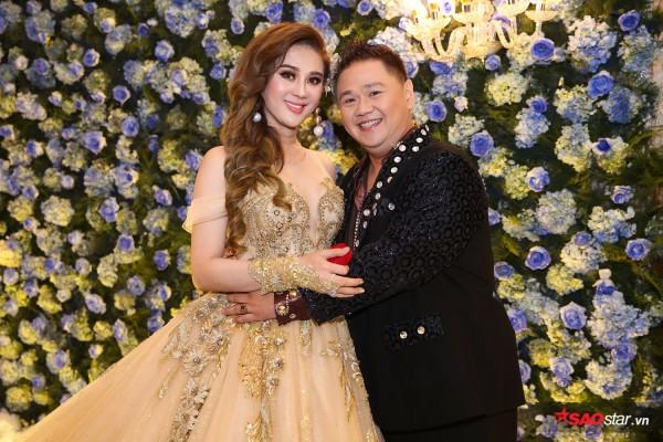 Minh Béo chiếm trọn spotlight khi xuất hiện ở đám cưới Lâm Khánh Chi