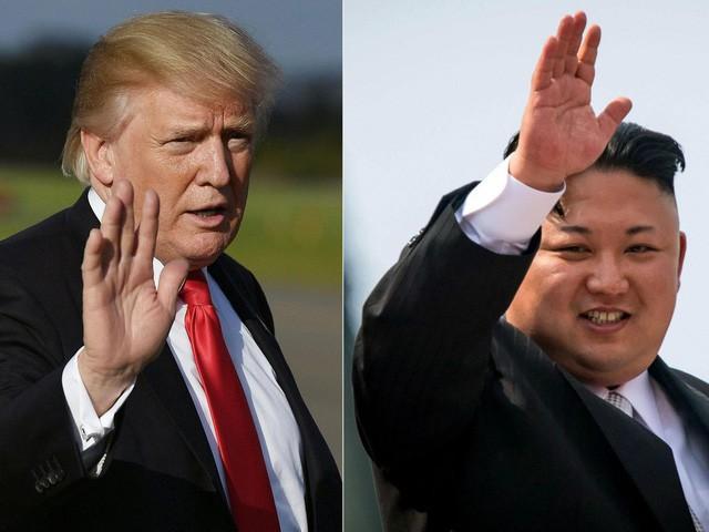 Ông Trump lấp lửng về khả năng đã nói chuyện với ông Kim Jong-un
