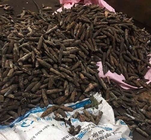 Tin mới vụ phát hiện kho vật liệu nổ ở nhà dân tại Hưng Yên