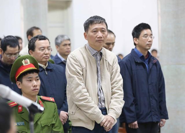 Trịnh Xuân Thanh cùng đồng phạm bất ngờ nộp đủ 13 tỉ đồng cáo buộc tham ô - Hình 1