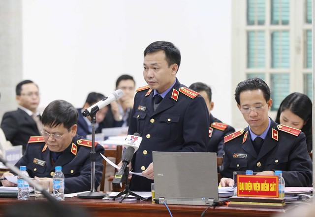 Viện Kiểm sát: Đủ cơ sở buộc tội dù ông Đinh La Thăng không thừa nhận