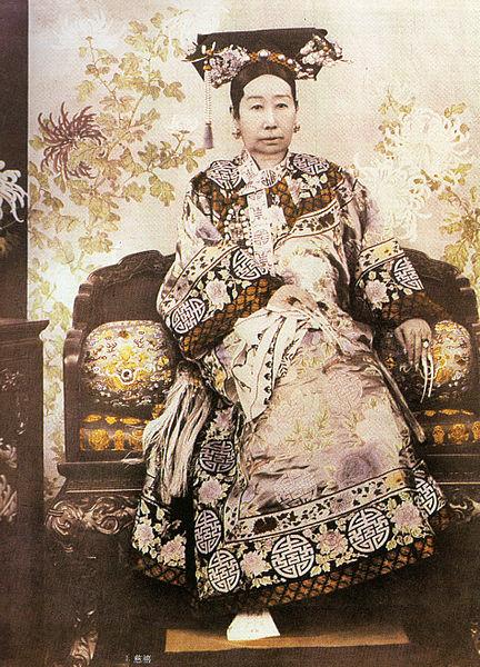 Công thức bí truyền giữ gìn dung nhan của Từ Hy Thái hậu được tiết lộ