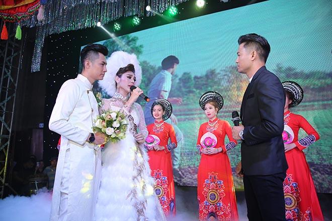 Dàn xe sang rước khách giá 30 tỷ đồng trong hôn lễ Lâm Khánh Chi ở Sài Gòn