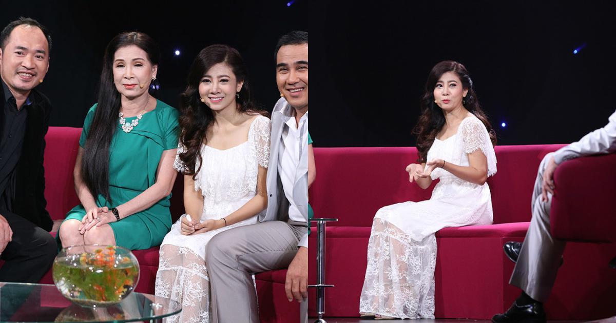 Diễn viên Mai Phương kể chuyện sinh con nhưng bạn trai không quan tâm