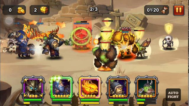 Game chiến thuật thế hệ mới đã không còn phụ thuộc vào trận hình mà là tốc đánh, liệu có hay hơn?