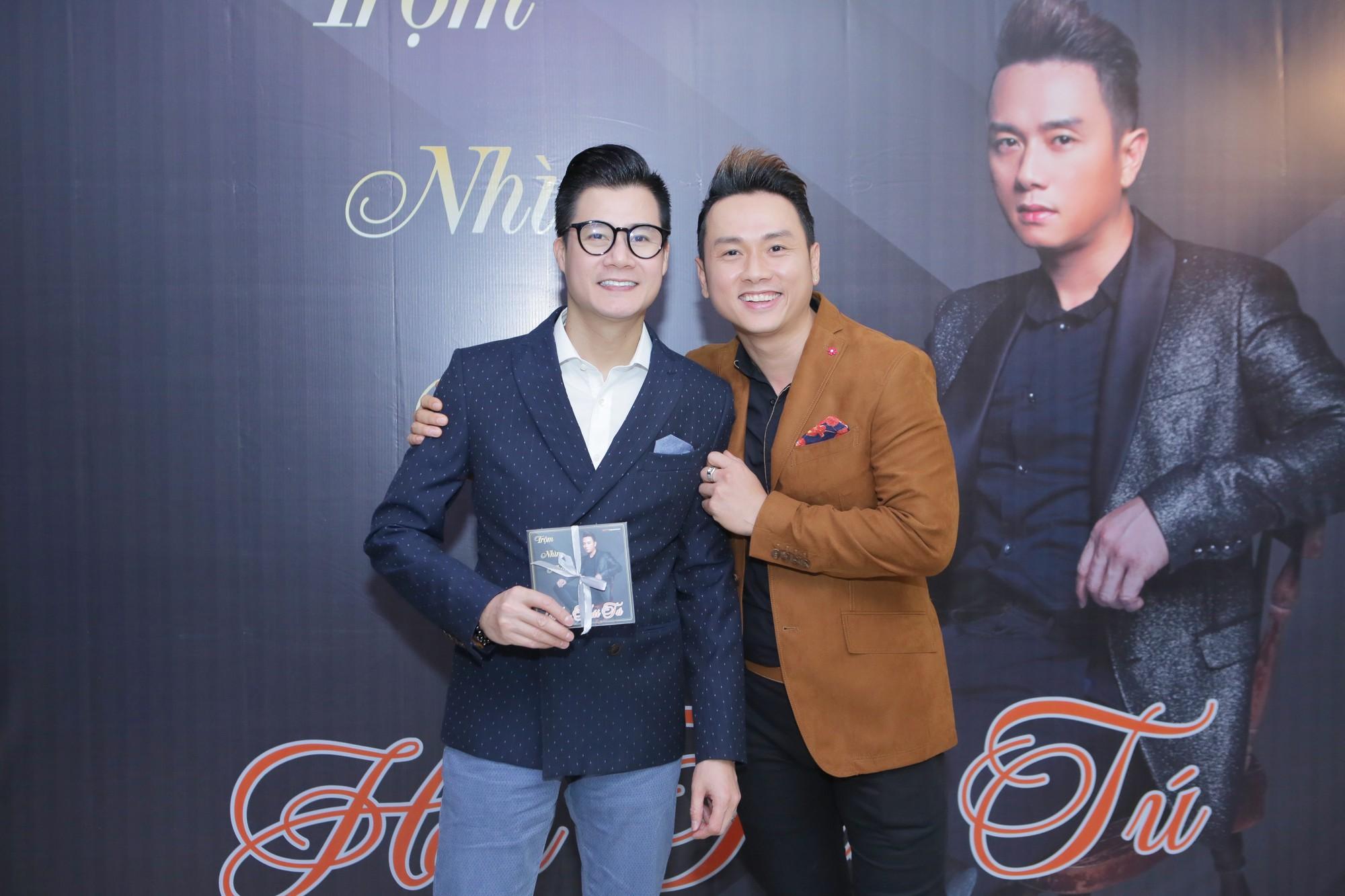 Hàn Thái Tú lần đầu hát nhạc Bolero, kiên quyết ra album dạng CD dù biết... lỗ