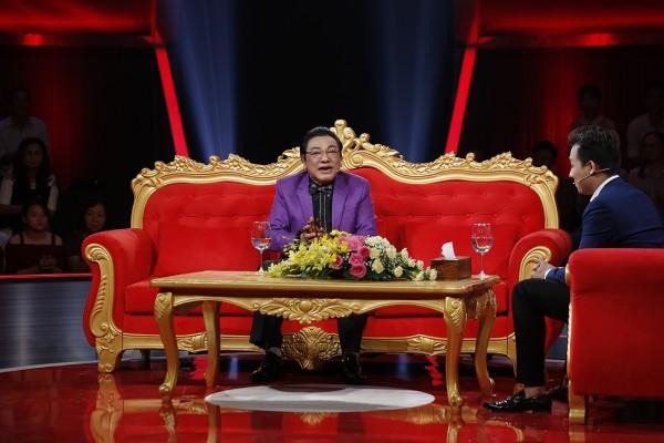 Nghệ sĩ Phú Quý tiết lộ tuổi thơ cơ cực, được NSND Kim Cương đưa vào nghề