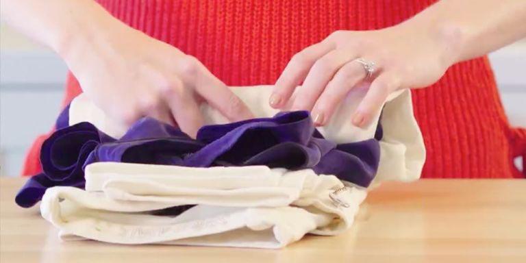 5 mẹo chống nhăn cực đỉnh để quần áo phẳng phiu như mới mà không cần bàn là