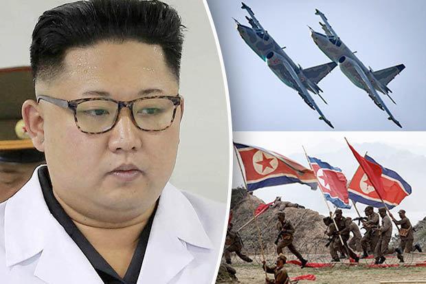 Cảnh báo sốc: Triều Tiên có đội phi công Thần Phong tấn công Mỹ