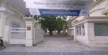 Đại học Mỹ thuật Việt Nam đạt chuẩn chất lượng giáo dục