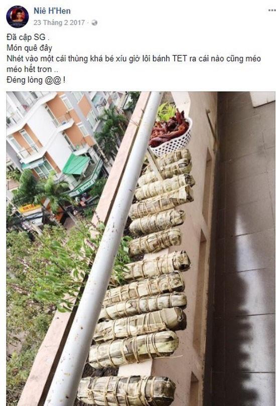Hình ảnh phòng trọ chật chội của HHen Niê thời chưa đăng quang hoa hậu