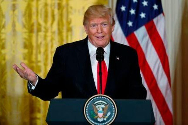 Tổng thống Trump ra tối hậu thư yêu cầu sửa thỏa thuận hạt nhân Iran