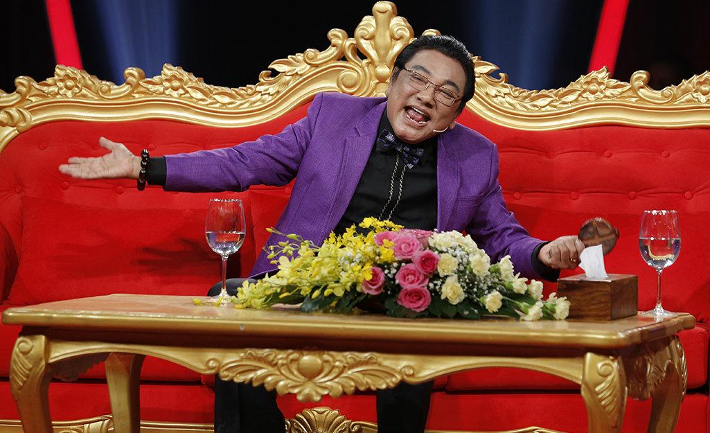 """Danh hài Phú Quý: """"Kỳ nữ Kim Cương dẫn tôi vào nghề"""""""