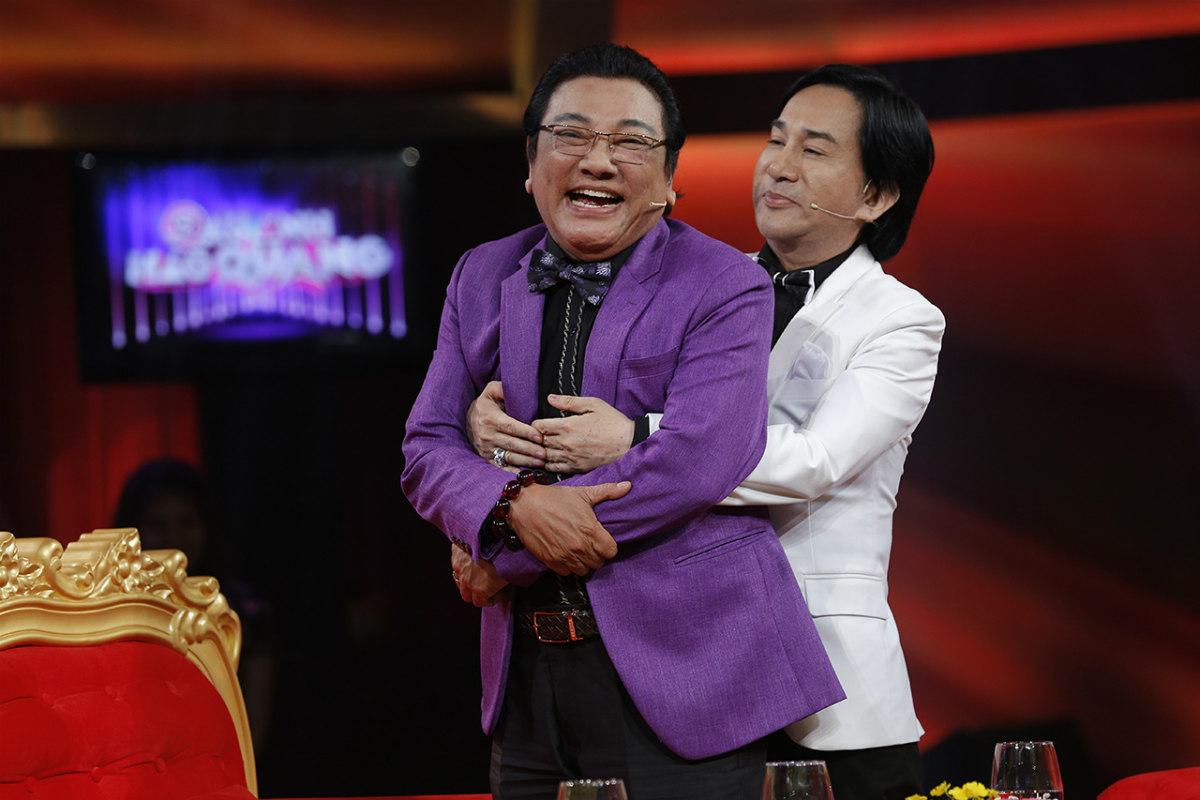 Danh hài Phú Quý: Kỳ nữ Kim Cương dẫn tôi vào nghề - Hình 4