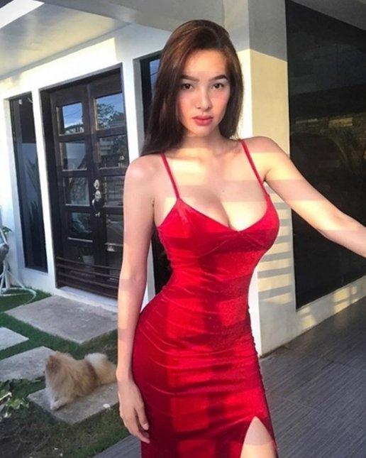 kho tin than hinh danh bat ca elly tran ngoc trinh cua de nhat m c3ec9c Khó tin thân hình đánh bật cả Elly Trần, Ngọc Trinh của đệ nhất mỹ nhân Philippines