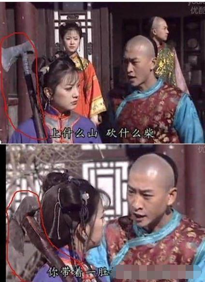 Truy lùng sạn khổng lồ trong các phim truyền hình Hoa ngữ