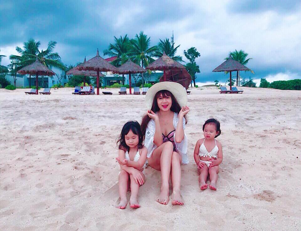 Bí kíp giảm cân thần tốc của Minh Hà - vợ Lý Hải sau 4 lần sinh đẻ