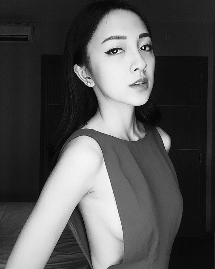 jessie luong co gai goc viet co ve dep nu than 850ab0 Jessie Lương – Cô gái gốc Việt có vẻ đẹp nữ thần