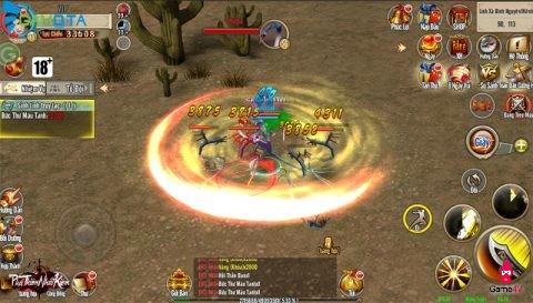 Huyền thoại kiếm hiệp 15 năm bất tử Phá Thiên Nhất Kiếm sẵn sàng công phá làng game Việt