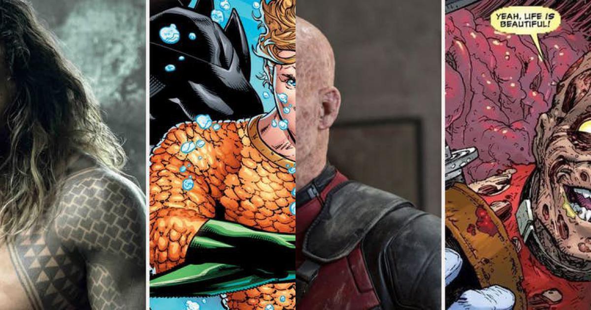 Ngỡ ngàng khi nhân vật truyện tranh lên phim còn long lanh gấp vạn lần bản gốc