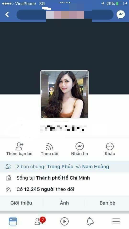 Hot girl làm loạn mạng xã hội bằng màn khỏa thân ăn mừng chiến thắng của U23 Việt Nam là nam chuyển giới?