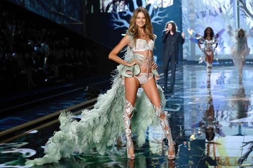 Top 10 thiên thần nội y Victoria's Secret kiếm tiền nhiều như nước