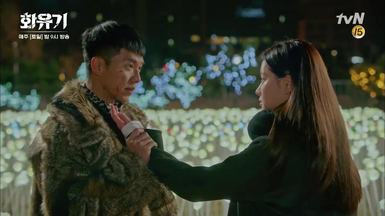 Ngộ Không bản Hàn Lee Seung Gi: Đại Thánh quấn chăn bông gây nóng mắt đến phát sợ
