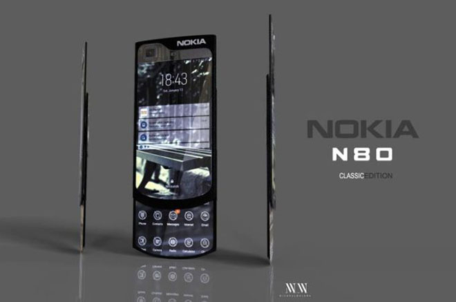 Tuyệt tác Nokia N80 từ 2006 có thể tái xuất bởi HMD trong năm nay
