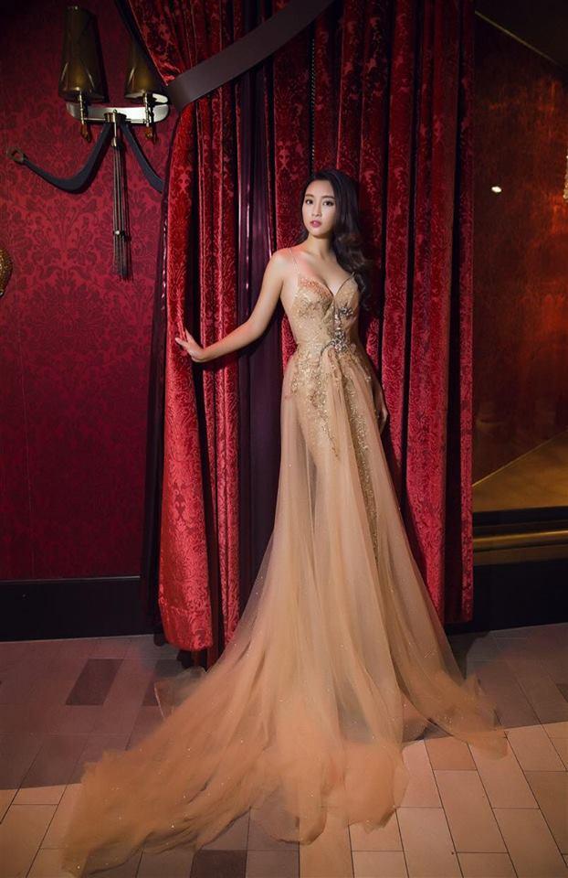 duong cong van nguoi me cua hoa hau do my linh e9f967 Đường cong vạn người mê của Hoa hậu Đỗ Mỹ Linh