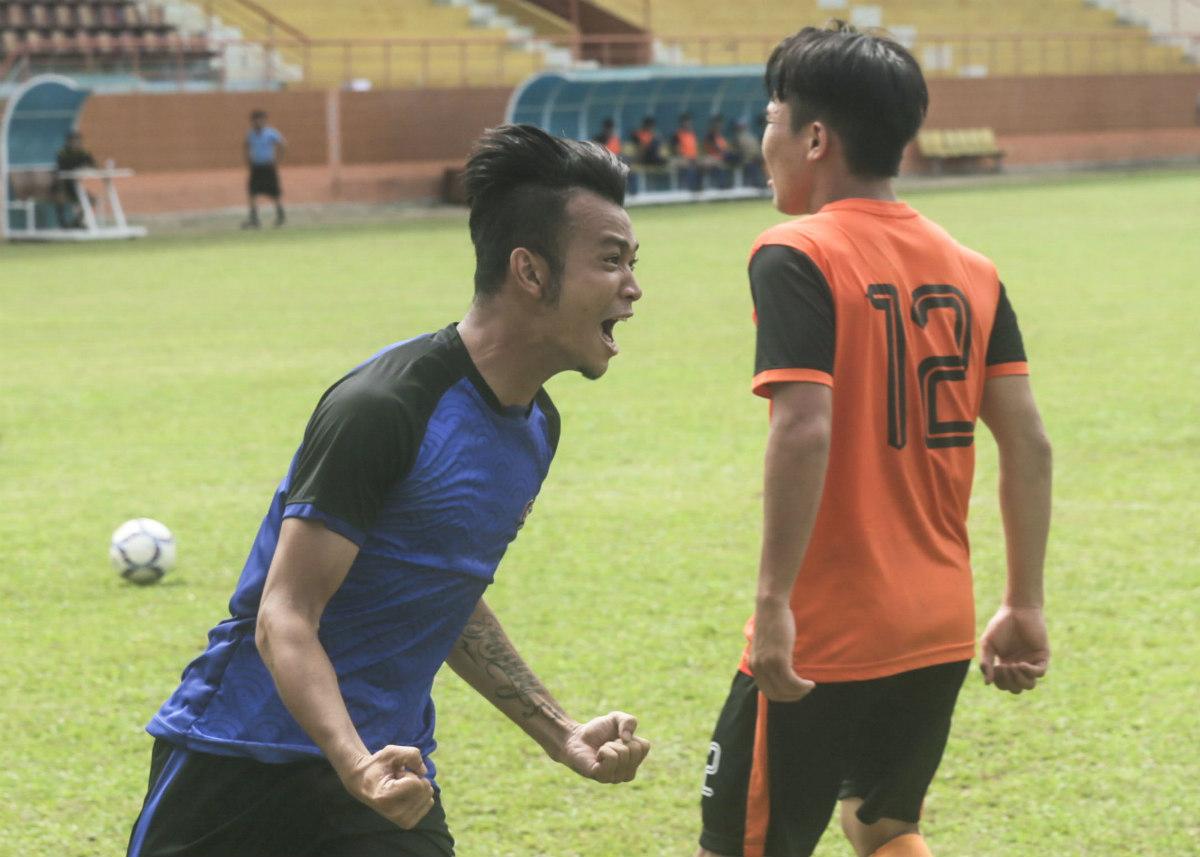 Duy Mạnh nude một tuần, Mr. Đàm khóc vì U23 Việt Nam đánh bại Qatar - Hình 7