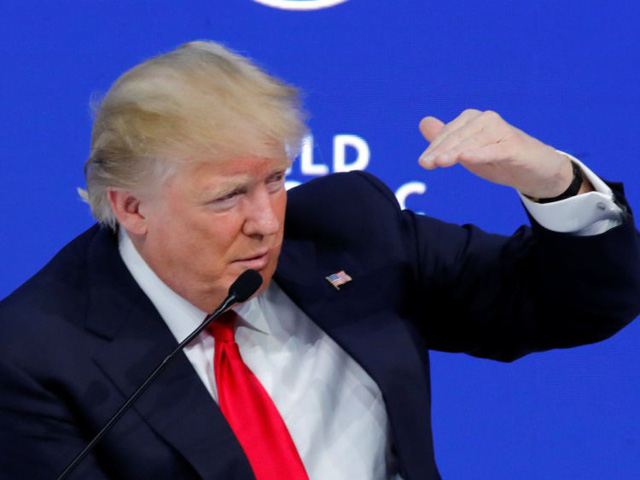 Tổng thống Trump tuyên bố liên quân Mỹ sắp đánh bại hoàn toàn IS - Hình 1
