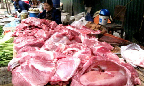Sốc: Gần 70% mẫu thịt tại TP HCM nhiễm vi khuẩn gây viêm dạ dày